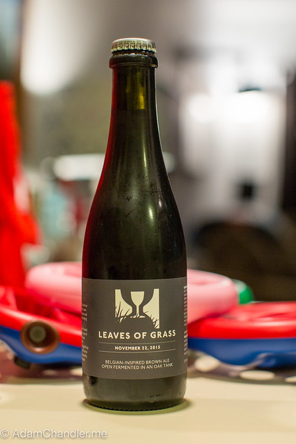 Hill Farmstead Leaves of Grass - November 22nd, 2015