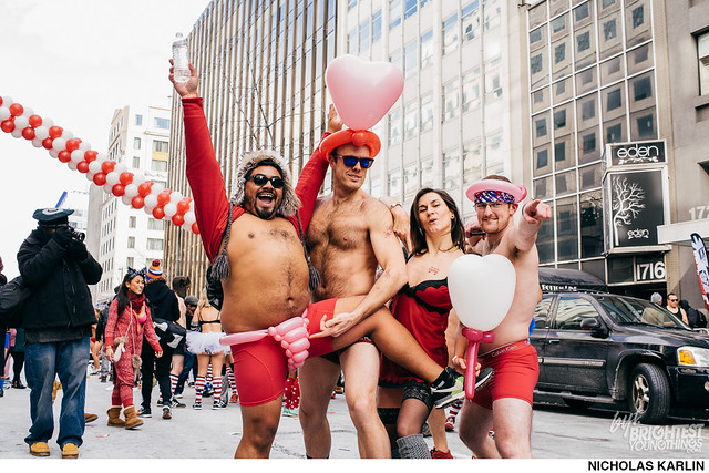 Cupids Undie Run-90