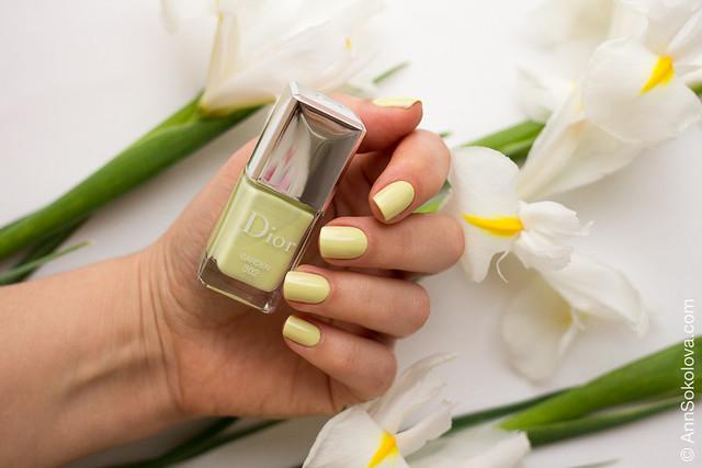 07 Dior #302 Garden swatches Ann Sokolova свотчи Анна Соколова