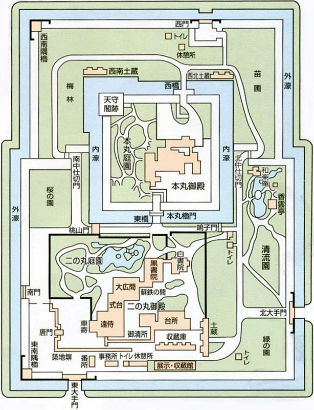 nijyo map 1