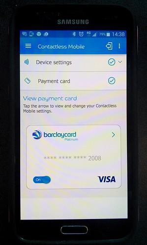 Barclaycard HCE