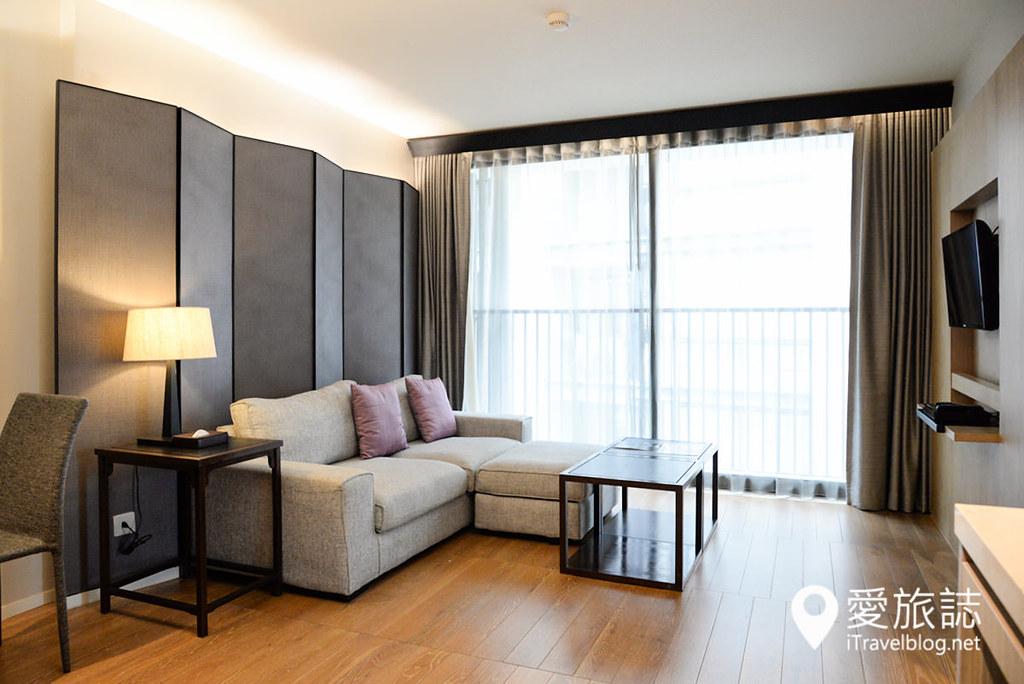 曼谷隆齊阿卡迪亞套房酒店 Arcadia Suites Bangkok by Compass Hospitality (12)
