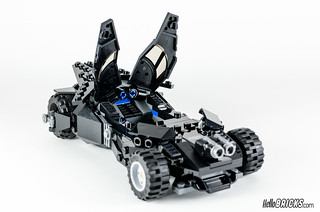 REVIEW LEGO 76045 DC Comics Batman Kryptonite Interception 22
