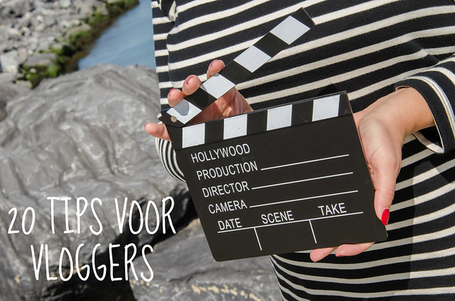 20 tips voor video - vloggers
