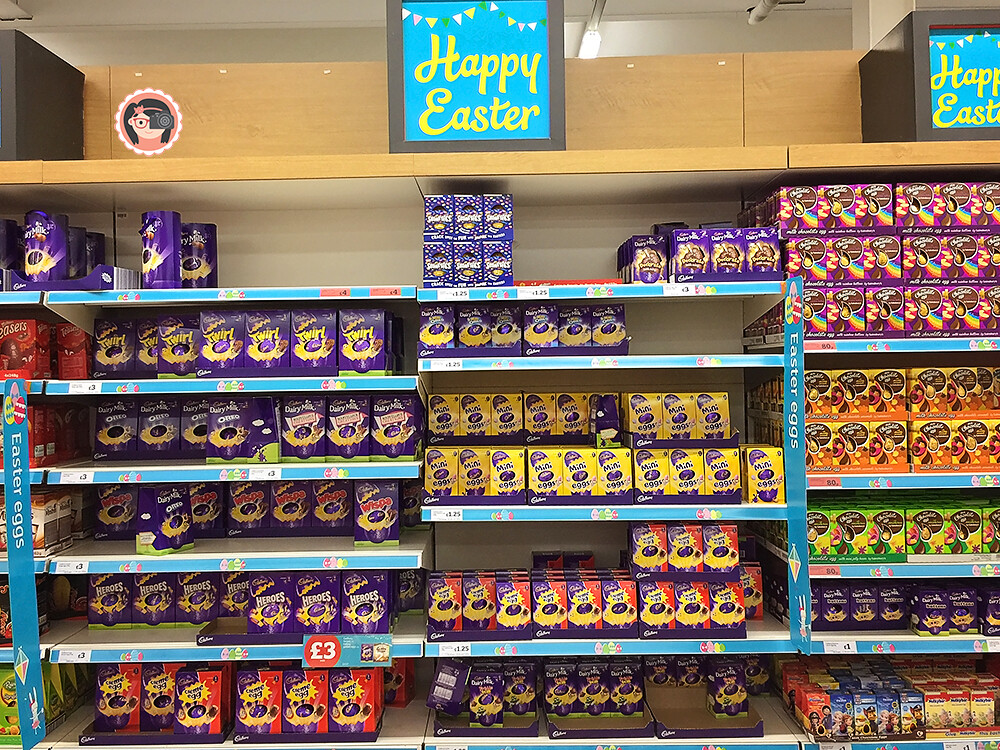 Easter in the UK