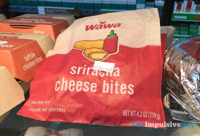 Wawa Sriracha Cheese Bites