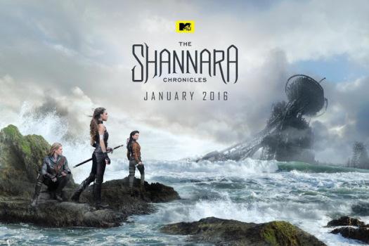 Las crónicas de Shannara - Serie de estreno