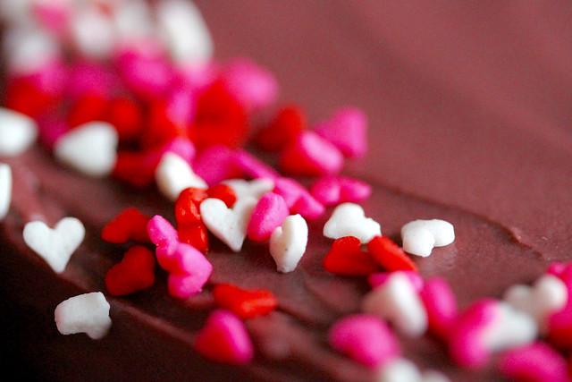 Conversation Heart Cakes - 39