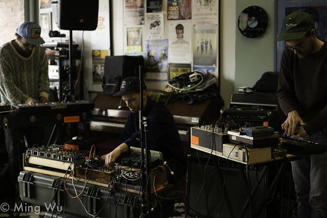 Joyfultalk @ The Record Centre