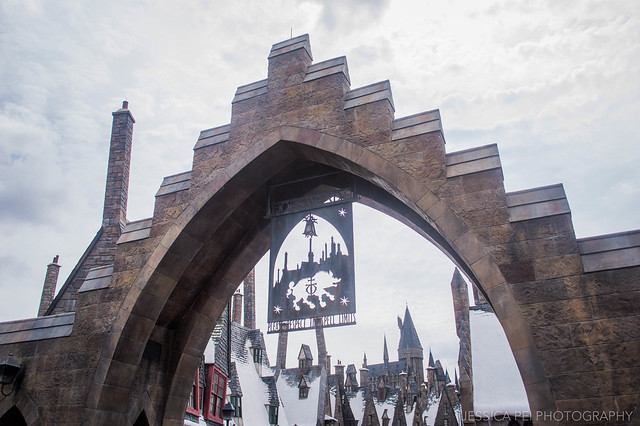 Hogsmeade Harry Potter World Universal Studios Orlando