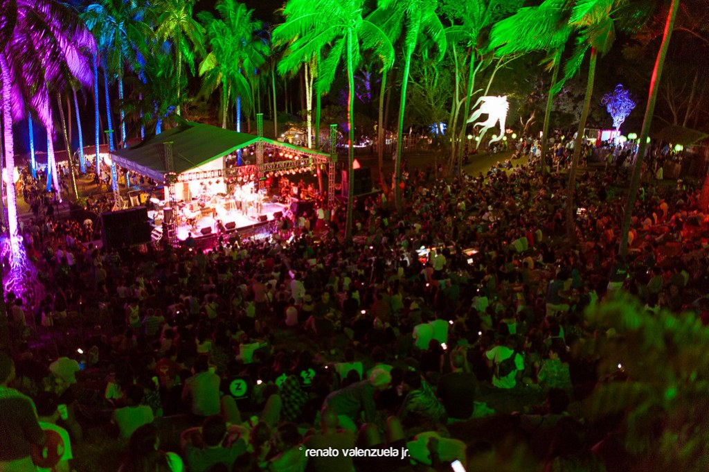 Malasimbo Music and Arts Audience