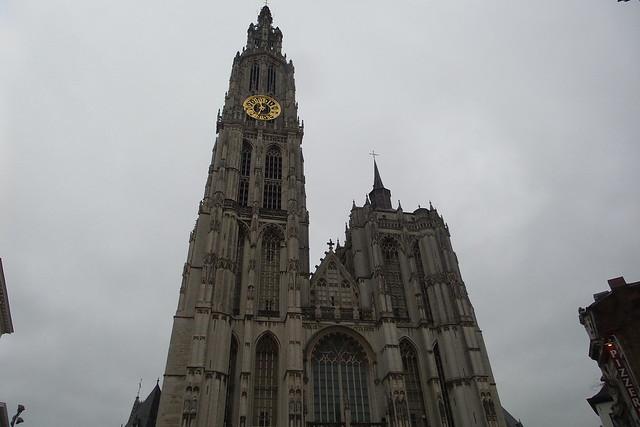 OLV kathedraal Antwerpen