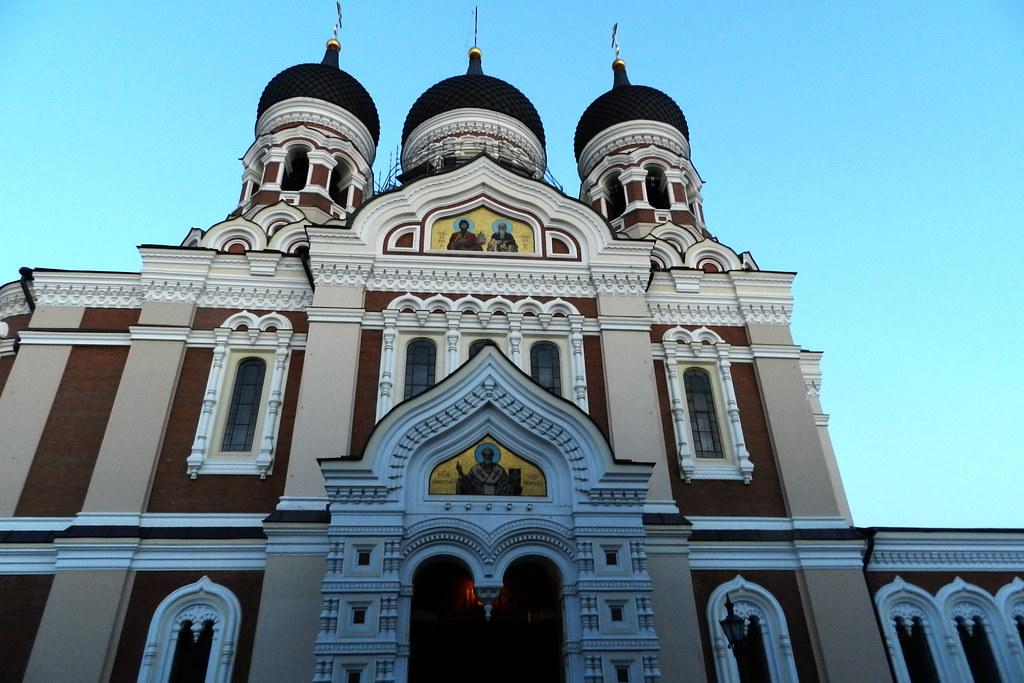 Catedral Ortodoxa Alexander Nevsky Tallin Estonia  14