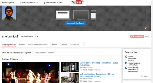 Youtube ArielC