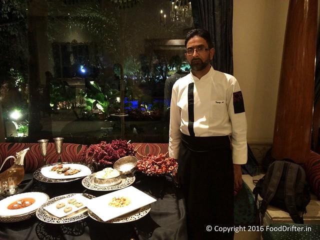 Chef Waza Tariq