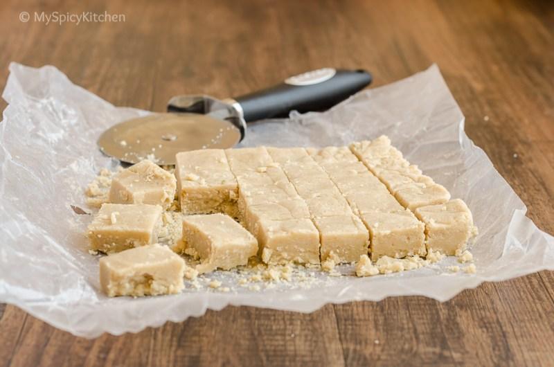 Israeli Halvah, Middle Easter Sweet, Israeli Sweet, Fudge, Tahini Fudge, Food of the World,