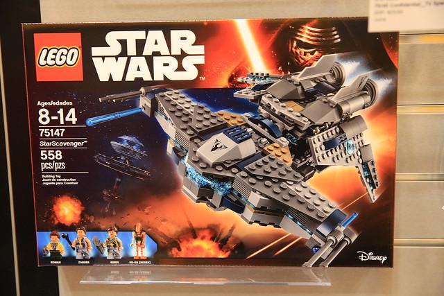 LEGO Star Wars 75147 Star Scavenger 1