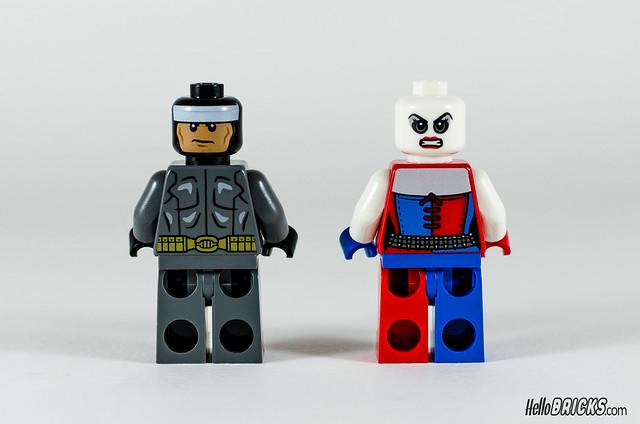 REVIEW LEGO 76053 Batman Gotham City Cycle Chase (HelloBricks)