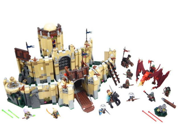 Builder spotlight: Aaron Newman and his alternate LEGO ...