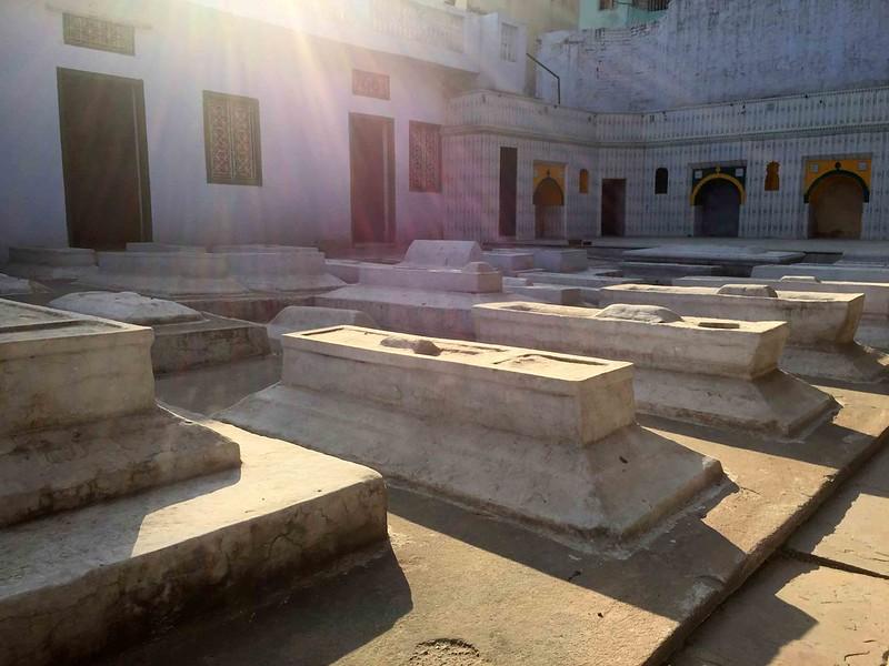 City Monument – Hijron ka Khanqah, Mehrauli