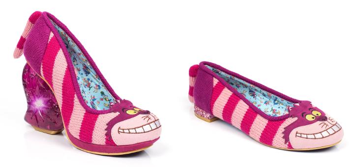 Irvikissa kengät