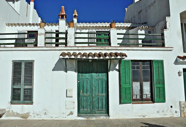 Casa de pescadores-Altafulla