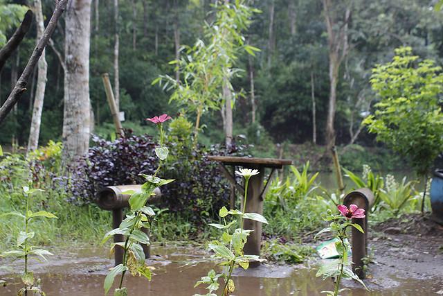 Main di Malang - Andeman - Semacam Gazebo - 1