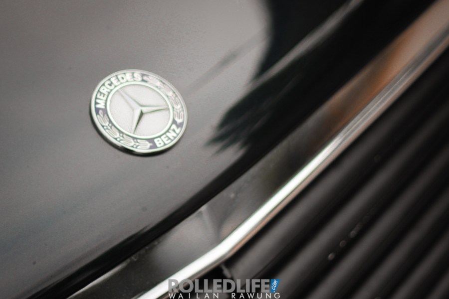 Mercedes Benz W140 S Class-10