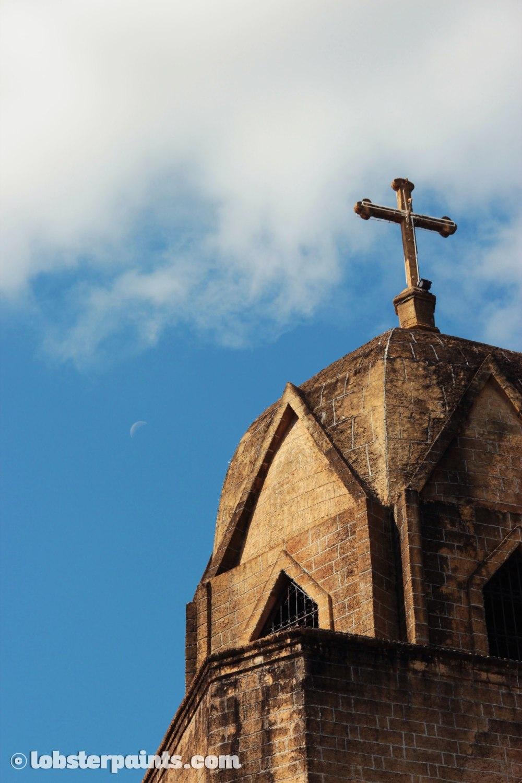 Guimbal Church   Iloilo, Philippines