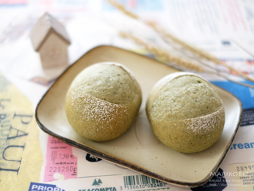 よもぎパン 20160322-23-DSCF2248