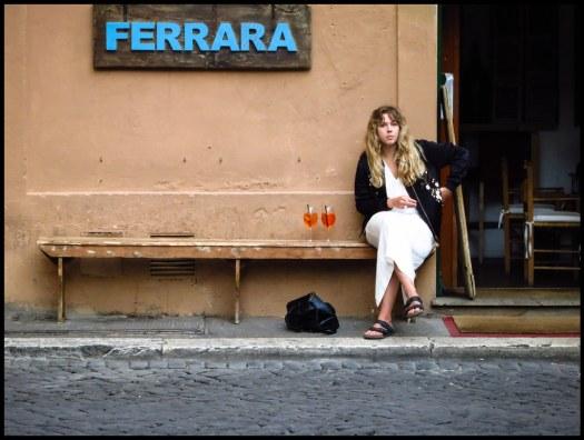 Spritzes - Rome - 2016