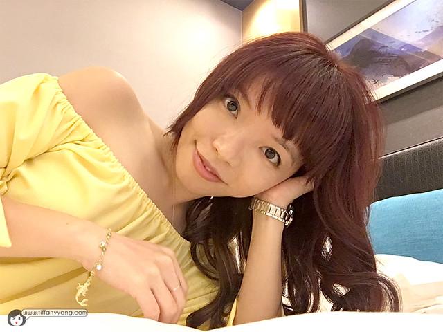 Tiffany Yong M Hotel Singapore