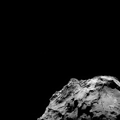 Comet 67P from a distance of 109km