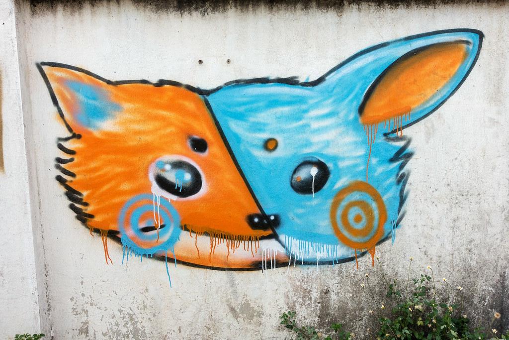 Chiang Mai Street Art 30
