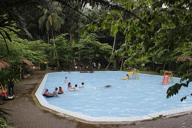Main di Malang - Andeman - Kolam Renang Anak-Anak