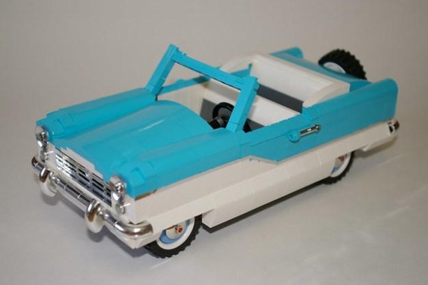 1956 Nash Metropolitan 1