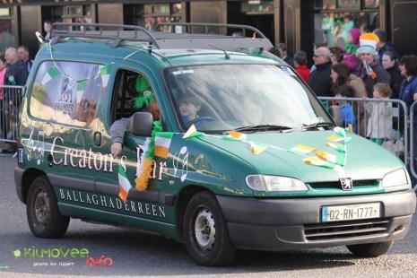 Ballaghaderreen St Patricks Day Parade 2016 (51)