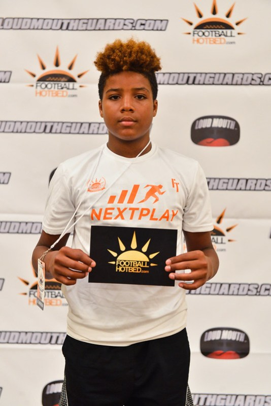 Middle School All-American Game Headshots