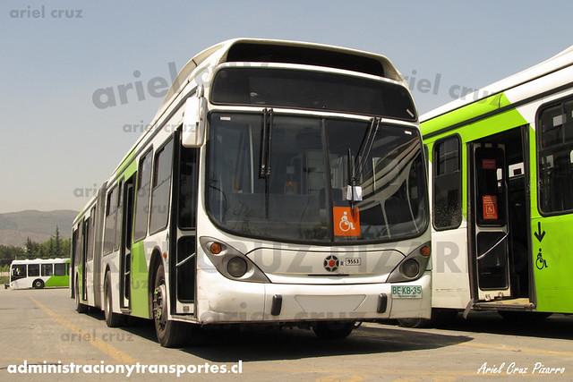 Transantiago - Subus Chile - Marcopolo Gran Viale / Volvo (BFKB35) (9553)