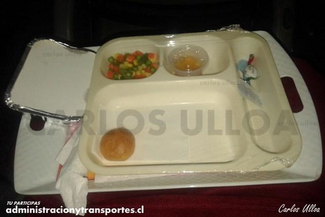 Cena Bus Norte - Cama Ejecutivo - Nº 212 / GDVG30