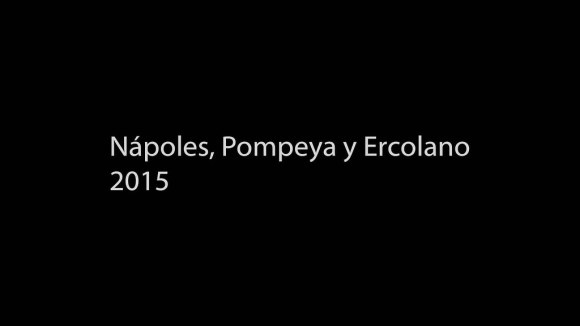 A?lbum de fotos de Na?poles, Pompeya y Ercolano