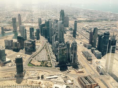 Burj Khalifa, At The Top, Floor 125. Dubai