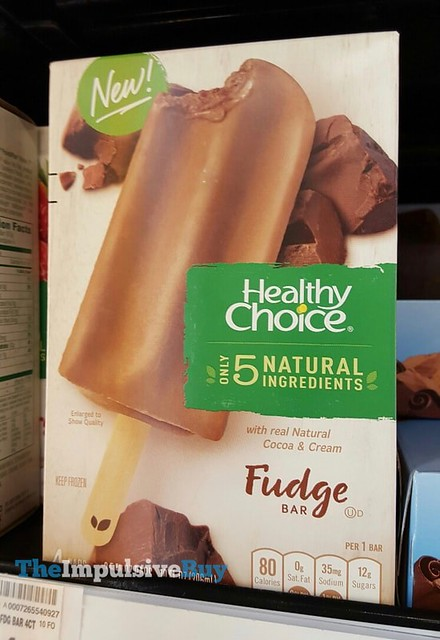 Healthy Choice Fudge Bar