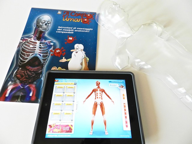Esplorando il corpo umano - siamo fatti così