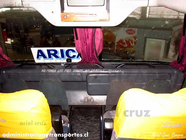 Pullman Carmelita - Ventana Panorámica - Busscar Jum Buss 400T / Mercedes Benz (SF1809) (63)