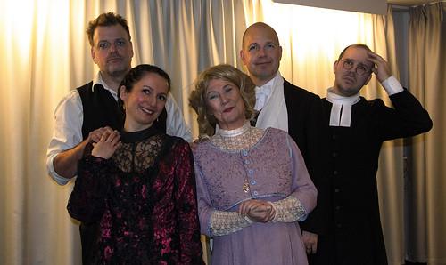 Comedy Art Theatres ensemble