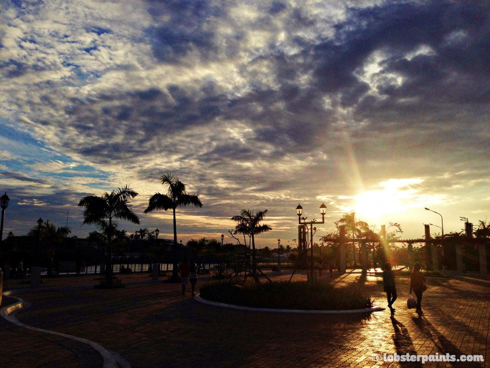 Iloilo Esplanade   Iloilo, Philippines
