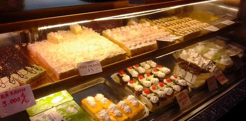 Bakery in Hanoi