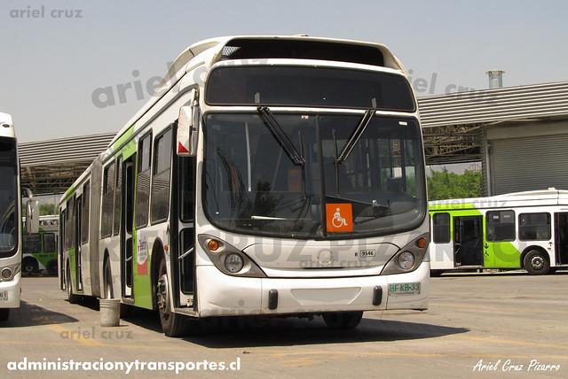 Transantiago - Subus Chile - Marcopolo Gran Viale / Volvo (BFKB33) (9546)