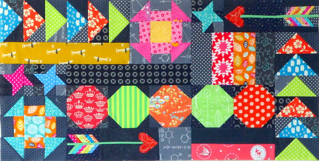Brit Bee R4 Block for Fiona
